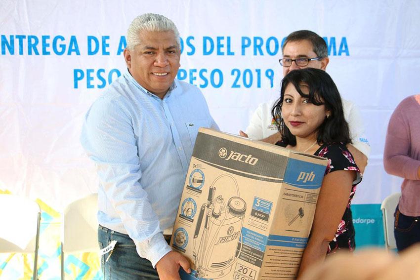 Productores del municipio fueron beneficiados con una inversión superior a  cinco millones de pesos a03f00d815470